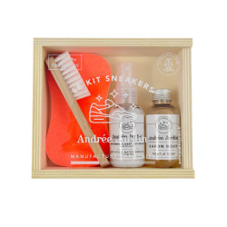 Sneakers kit made in France