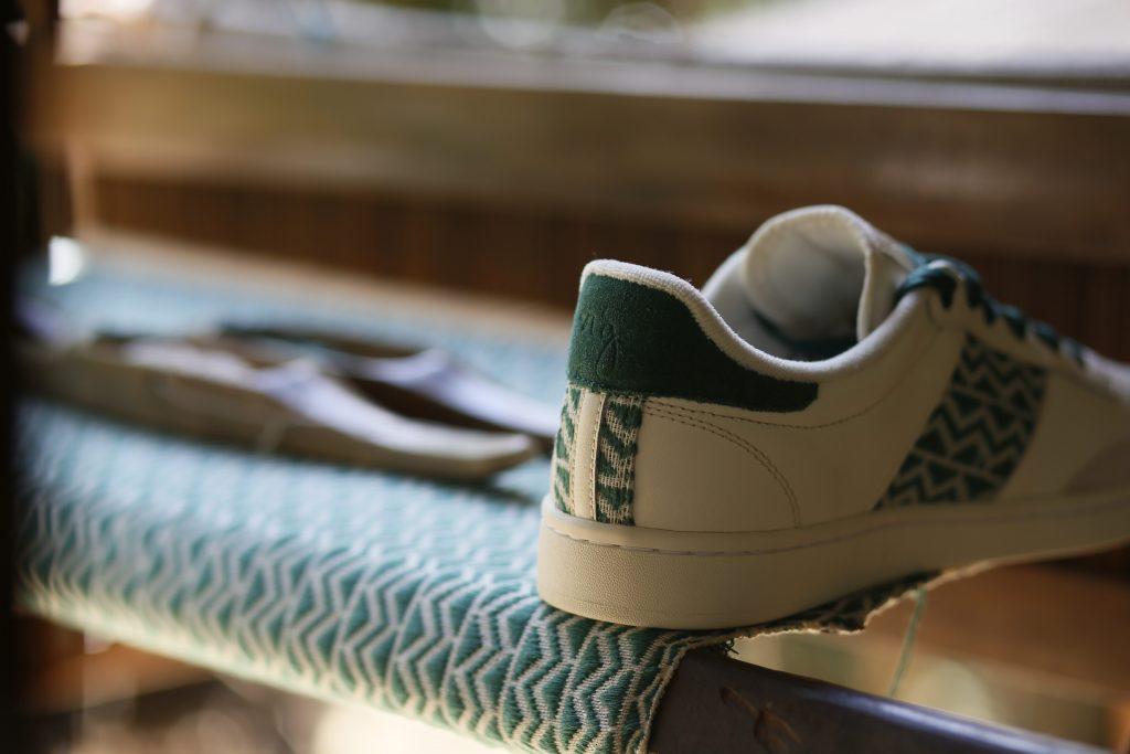 mode ethique avec ngo shoes basket solidaires