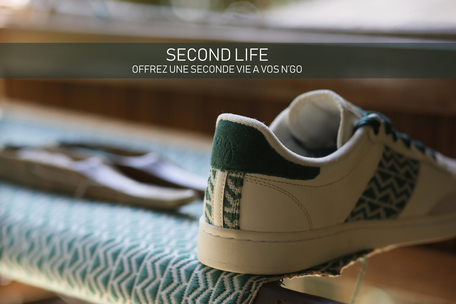 Seconde Life : recyclez vos chaussures N