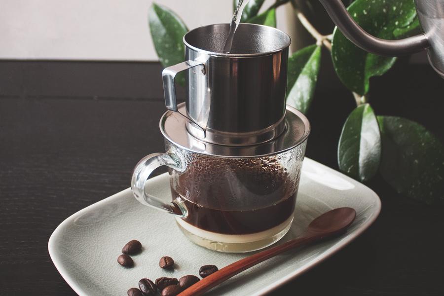 café thé Vietnam