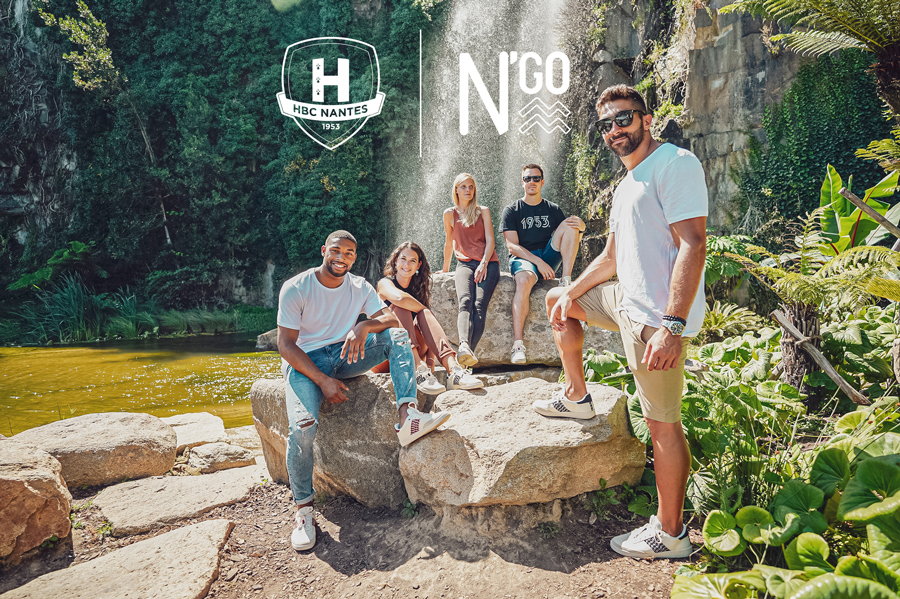 HBC Nantes x N'go Shoes